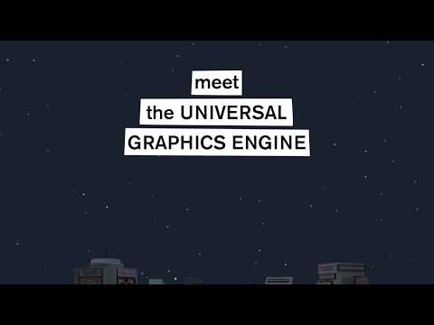 CHILI publisher, the Universal Graphics Engine 3
