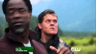 Bande annonce The 100  saison 3 épisode 3x02 : Wanheda  Part Two