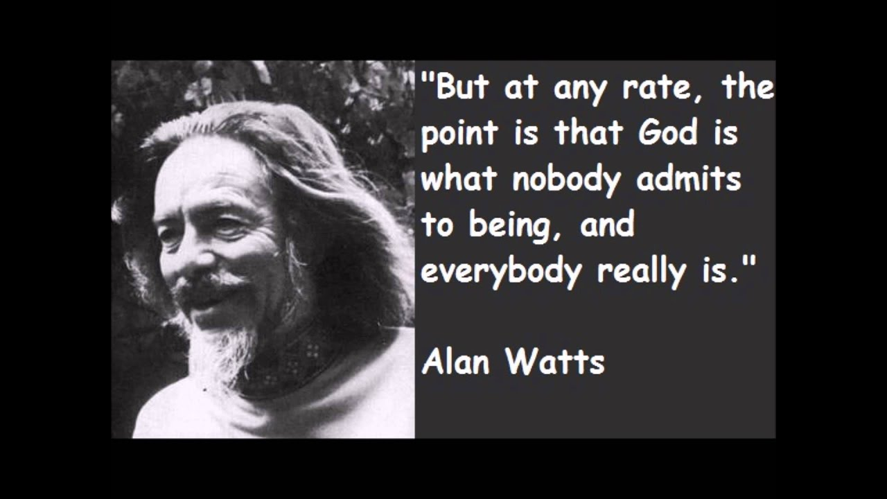Alan Watts Libros Alan Watts You Might Not Be Who You Think You Are