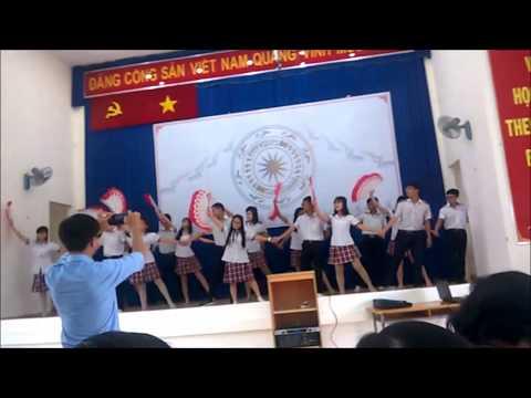 Văn nghệ - Lớp 12A3 - THPT Phạm Văn Sáng