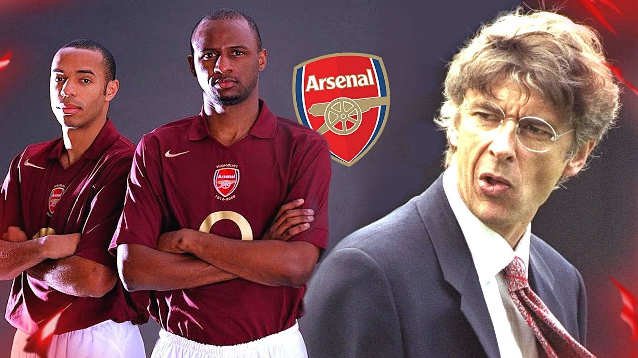 Quand Arsenal était un GÉANT de la planète foot