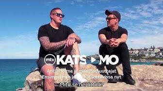 Kirjaudu Katsomooon   Antti Holma ja maastamuuttajat   KATSOMO