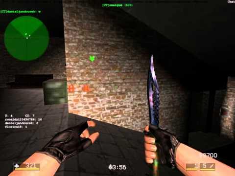 Counter-Strike Unity E Serie Herobrine