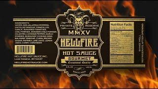 """Hellfire Hot Sauce """"gourmet Mmxvb"""" Review"""