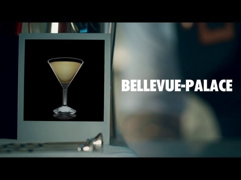 BELLEVUE-PALACE DRINK RECIPE - HOW TO MIX