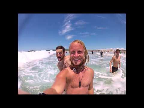 Flippin' Fun at Omaha Beach