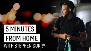 5 Minutes from Home with Stephen Curry | Official Trailer