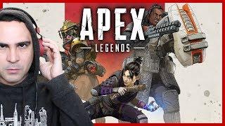 ΝΕΟ BATTLE ROYALE! (Apex Legends)