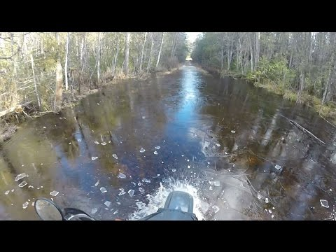 Ride from Indian Island to Aurora Maine - 11-29-2015