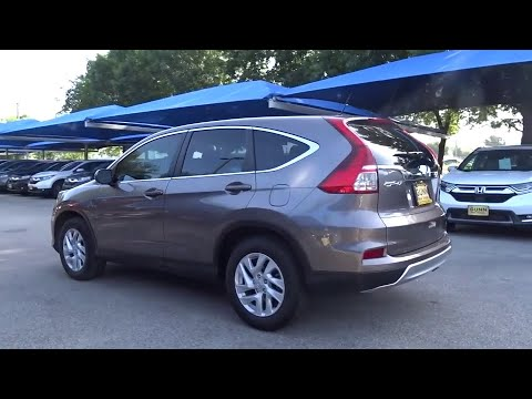 2016 Honda CR-V San Antonio, Austin, Houston, Boerne, Dallas, TX HL10763