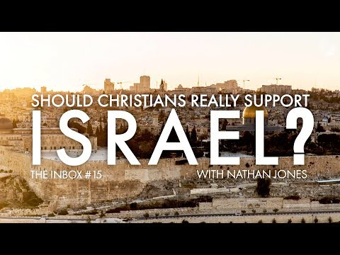 Should Christians Really Support Israel?