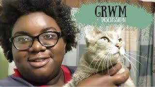 booktube drama + discussion   GRWM