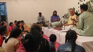 Prince Rama Varma - 51st Birthday Concert at Saptaparni - Simhendramadhyamam Intro