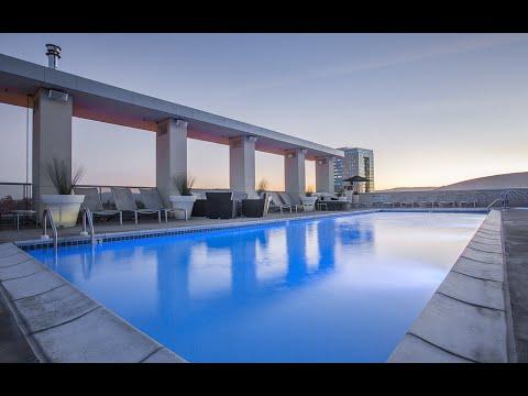 San Jose Apartment Tour Of Luxury Apartments 360 Residences