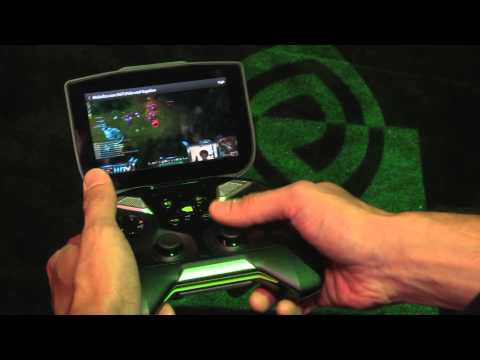 Nvidia Shield Handheld Console Supports New Twitch App (video)