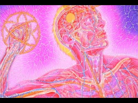 ARTmind: The Healing Power of Sacred Art (Alex Grey Documentary)