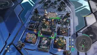 halo wars 2 Xbox one story mode game play part 2
