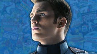 Секрет силы Капитана Америки раскрыт! В чем секрет сыворотки Эрскина?