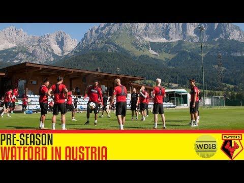PRE-SEASON   WATFORD IN AUSTRIA
