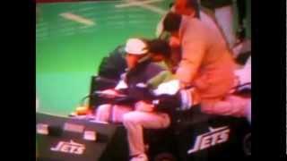 NY Jets Dennis Byrd Collision 11/29/92