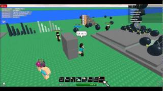 How to do the floor glitch on roblox ultimate build