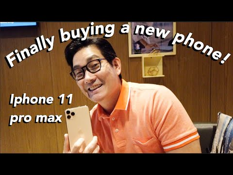 VLOG # 14: GETTING A NEW PHONE! IPHONE 11 PRO MAX! | RICHARD YAP