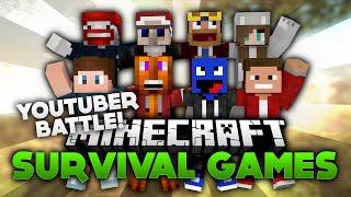 Gewinnen wir? - YouTuber Battle! - Minecraft Survival Games | DieBuddiesZocken