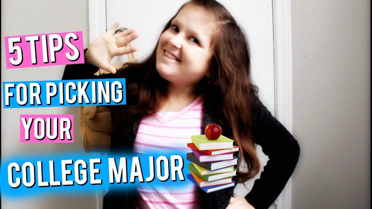 picking your major