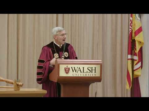 Installation of Dr. Timothy J. Collins