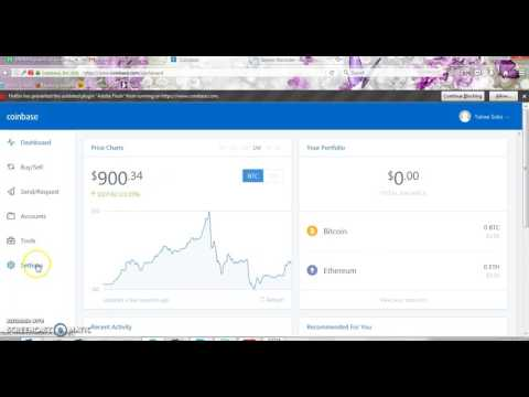 How to secure your bitcoin wallet on coinbase com