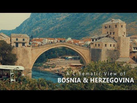 A Cinematic View of Bosnia & Herzegovina