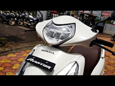 2018 Honda Aviator | Facelift | What's New? | Price | Mileage | Specs | Walkaround