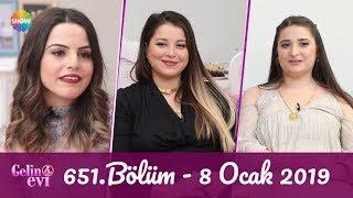 Gelin Evi 651. Bölüm | 8 Ocak 2019