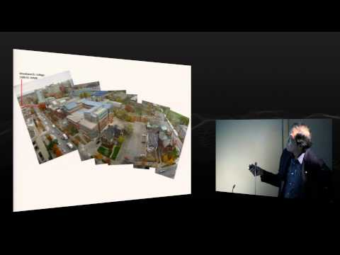 """Daniels Public Lecture: Bruce Kuwabara """"Every Building Implies a City"""""""