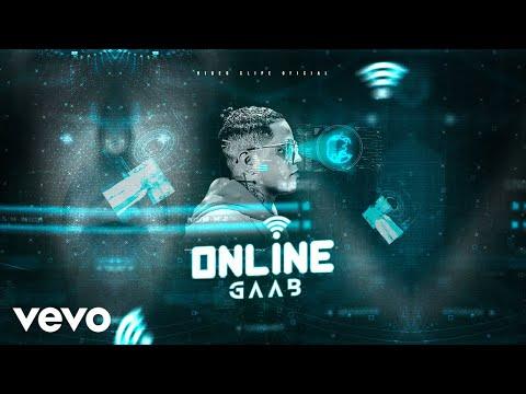 """[News]Gaab acaba de lançar o novo clipe para a faixa """"Online"""""""