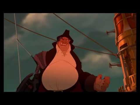 Treasure Planet - Under Jolly Roger