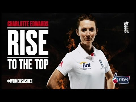 Rise to the top - Charlotte Edwards