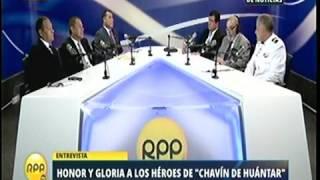 MINDEF  EL PERU HIZO JUSTICIA AL RECONOCER COMO HEROES LOS COMANDOS DE CHAVIN DE HUANTAR RPP