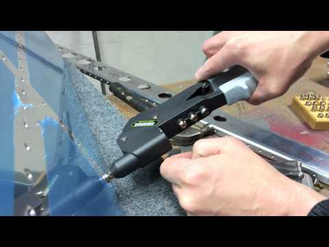 Countersinking Tips For Flush Rivets Building Van S A