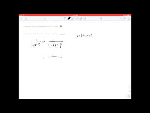 CS61C Fall 2018 Midterm Q5b - YouTube