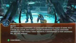 X-Men Legends 2 Playthrough P78 Arch Angel Battle
