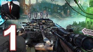 Hitman Sniper - Gameplay Walkthrough Part 1 - Chapter 1 (iOS, Android)