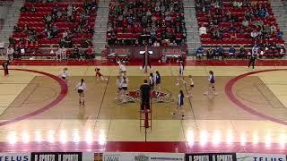 2018 U SPORTS Women's Volleyball Championship - S#2 Calgary vs. Ryerson