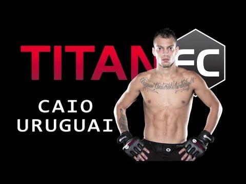Titan FC 43 - Caio Uruguai