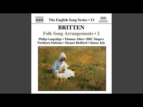 Benjamin Britten The False Knight Upon The Road Lyrics