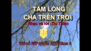 TẤM LÒNG CHA TRÊN TRỜI (Nhạc hoà tấu)