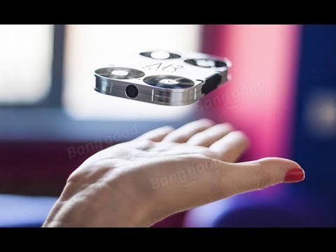 AirSelfie E03 WiFi FPV 5MP HD Camera Selfie Drone With Power Bank Brushless RC Quadcopter
