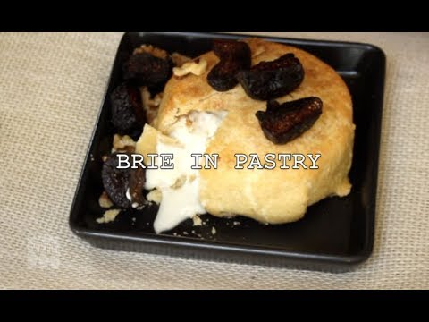 BRIE IN PASTRY