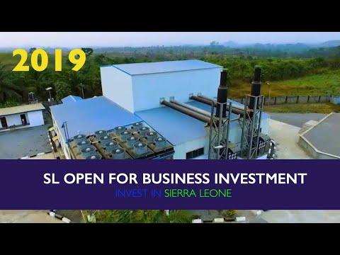 Salone Biz: Sierra Leone Open for Business Investment 2019