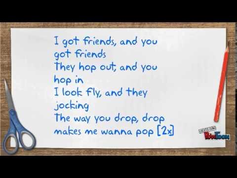 Chris Brown - Run It Powtoon
